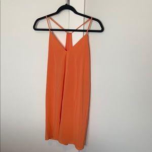 Alice & Olivia Spaghetti Strap Slip Dress XS